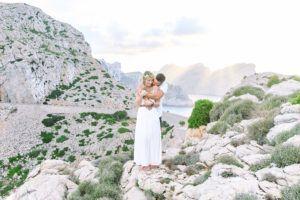 Hochzeitsfotograf Mallorca - Fotoshooting in der Nähe von Palma